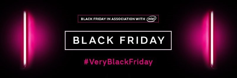Very black friday