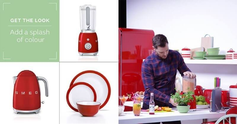 Very kitchen appliances