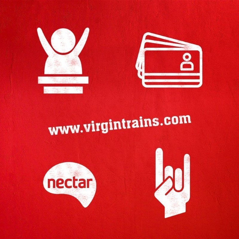 virgin trains discount railcard nectar