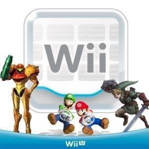 Popular games for Wii U