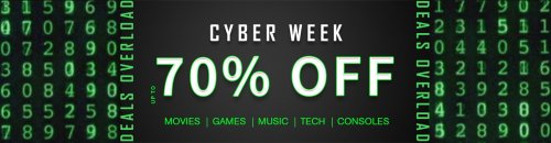 xtra vision cyber week