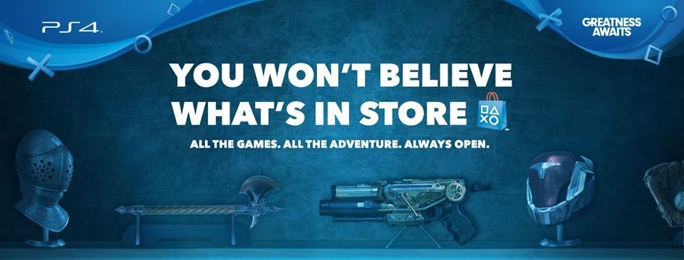 playstation store you won´t believe what´s in store