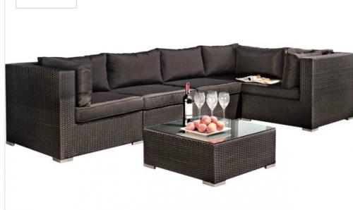Black Rattan Corner Sofa Argos Functionalities Net
