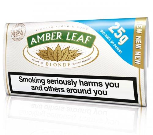50g Amber Leaf Asda
