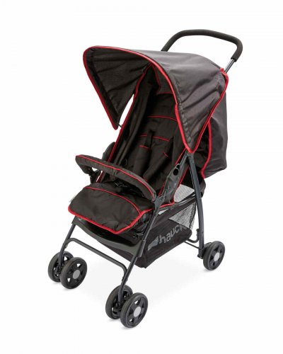 Black & Red Sport Buggy £25.99 Aldi in store or free